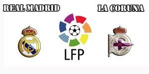 Real Madrid vs La Coruna Prediction and Betting Tips