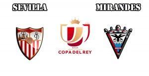Sevilla vs Mirandes Prediction and Betting Tips