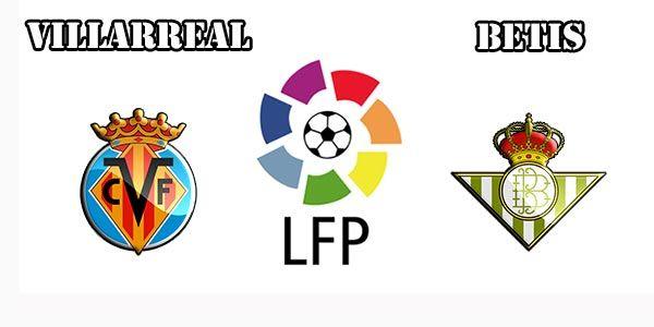 Resultado de imagem para Villarreal vs Betis