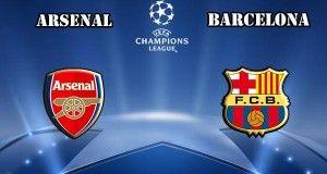 Arsenal vs Barcelona Prediction and Betting Tips