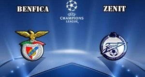 Benfica vs Zenit Prediction and Betting Tips