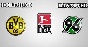 Dortmund vs Hannover Prediction and Betting Tips