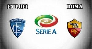 Empoli vs Roma Prediction and Betting Tips