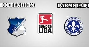 Hoffenheim vs Darmstadt Prediction and Betting Tips
