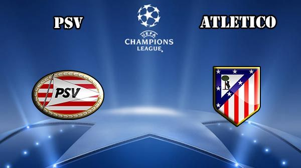 PSV vs Atletico Madrid Prediction and Betting Tips