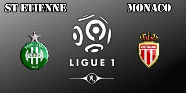 Resultado de imagem para Saint-Étienne vs Mônaco