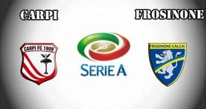 Carpi vs Frosinone Prediction and Betting Tips