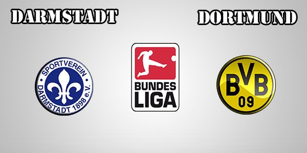 Darmstadt vs Dortmund Prediction and Betting Tips