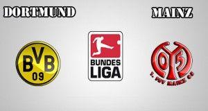 Dortmund vs Mainz Prediction and Betting Tips