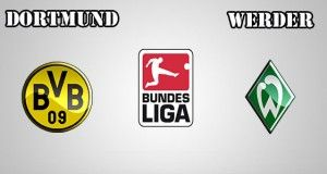 Dortmund vs Werder Prediction and Betting Tips