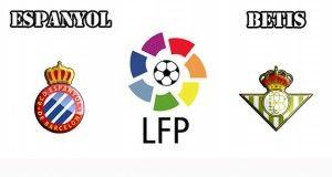 Espanyol vs Betis Prediction and Betting Tips