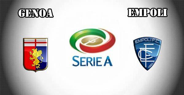 Genoa vs Empoli Prediction and Betting Tips