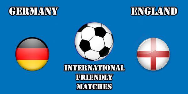 Germany vs England Prediction and Betting Tips