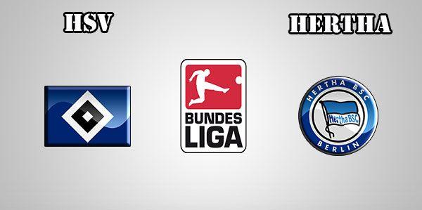 Hamburger vs Hertha Prediction and Betting Tips