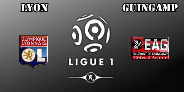 Resultado de imagem para Lyon vs Guingamp  2016