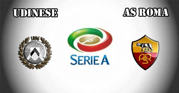 Udinese vs Roma Prediction and Betting Tips