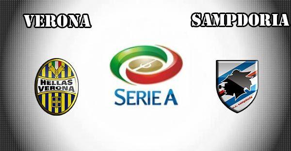 Verona vs Sampdoria Prediction and Betting Tips