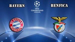 Bayern vs Benfica Prediction and Betting Tips