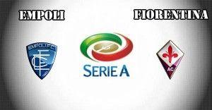 Empoli vs Fiorentina Prediction and Betting Tips