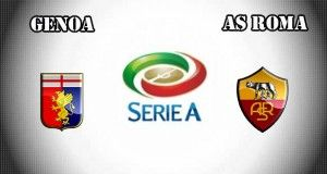 Genoa vs Roma Prediction and Betting Tips
