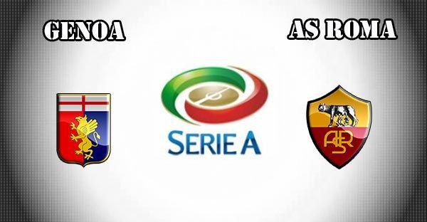 Genoa vs Roma Prediction and Betting Tips