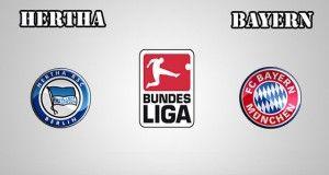 Hertha vs Bayern Prediction and Betting Tips