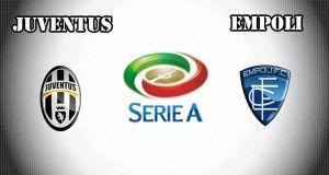 Juventus vs Empoli Prediction and Betting Tips