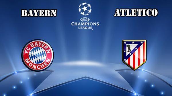 Bayern vs Atletico Madrid Prediction and Betting Tips
