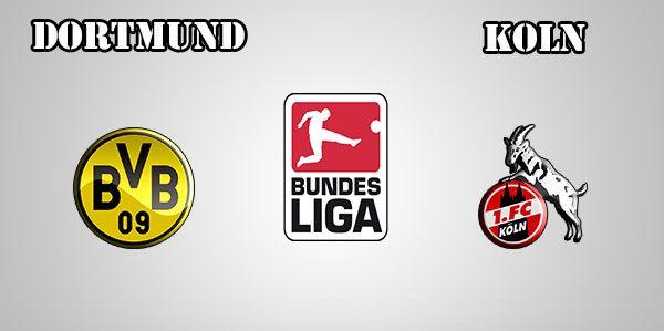 Dortmund vs Koln Prediction and Betting Tips