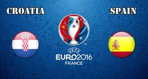 Croatia vs Spain Prediction and Betting Tips EURO 2016