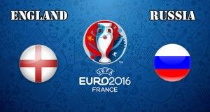 England vs Russia Prediction and Betting Tips EURO 2016