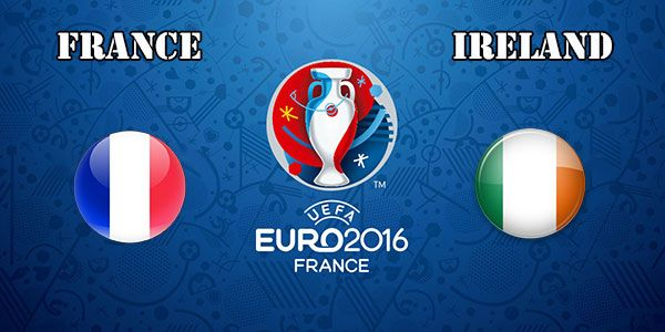 France vs Ireland Prediction and Betting Tips EURO 2016