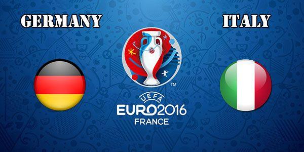 Germany vs Italy Prediction and Betting Tips