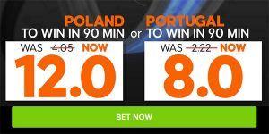Poland vs Portugal Prediction and Bet