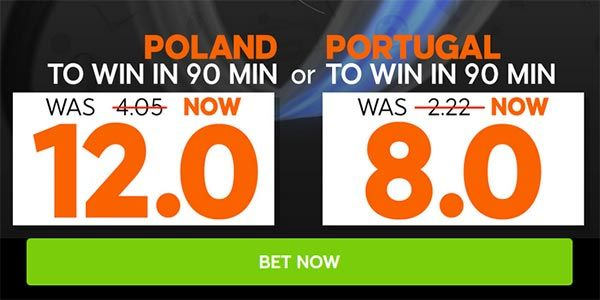 Poland vs Portugal Prediction and Bet