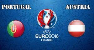 Portugal vs Austria Prediction and Betting Tips EURO 2016