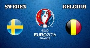 Sweden vs Belgium Prediction and Betting Tips EURO 2016