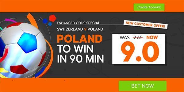 Switzerland vs Poland Prediction and Bet