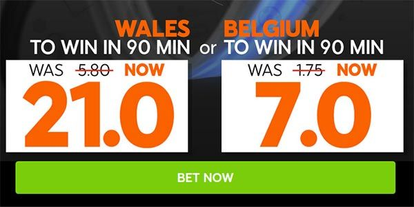 Wales vs Belgium Prediction and Bet