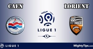 Caen vs Lorient Prediction and Betting Tips