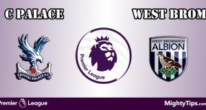 Crystal Palace vs West Brom Prediction and Betting Tips