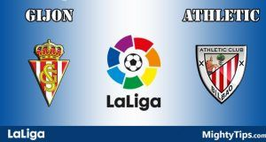 Gijon vs Athletic Bilbao Prediction and Betting Tips