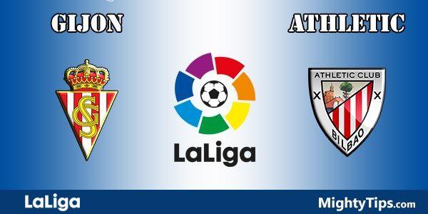 Gijon vs Athletic Bilbao Prediction and Betting Tips
