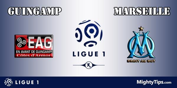 Guingamp vs Marseille Prediction and Betting Tips