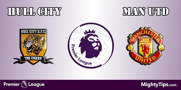 Hull City vs Man United Prediction and Betting Tips
