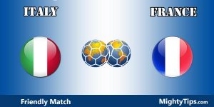 Italy vs France Prediction and Betting Tips