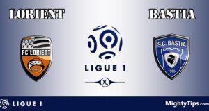 Lorient vs Bastia Prediction and Betting Tips