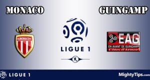 Monaco vs Guingamp Prediction and Betting Tips