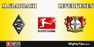 Monchengladbach vs Leverkusen Prediction and Betting Tips