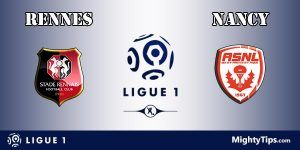 Rennes vs Nancy Prediction and Betting Tips
